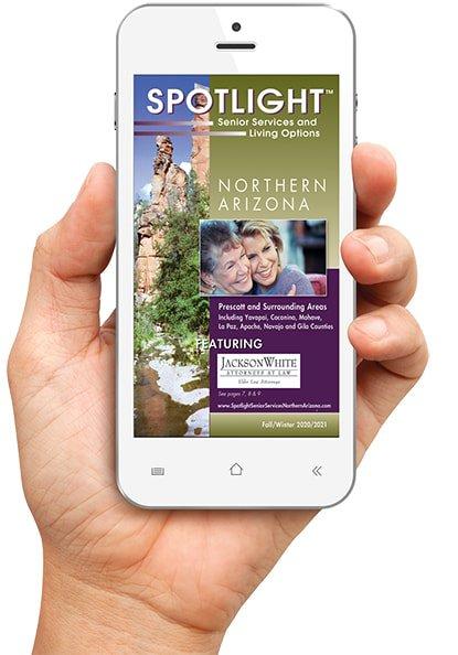 Spotlight Northern Arizone Mobile App