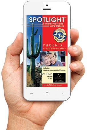 Spotlight Phoenix Mobile App