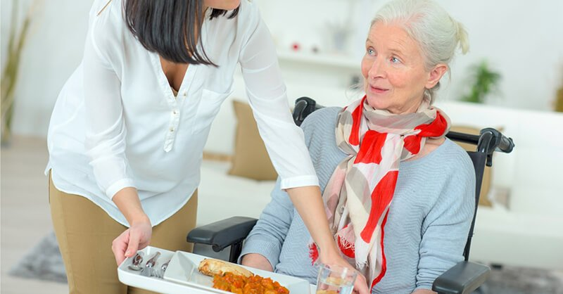 Meal Delivery Senior Service