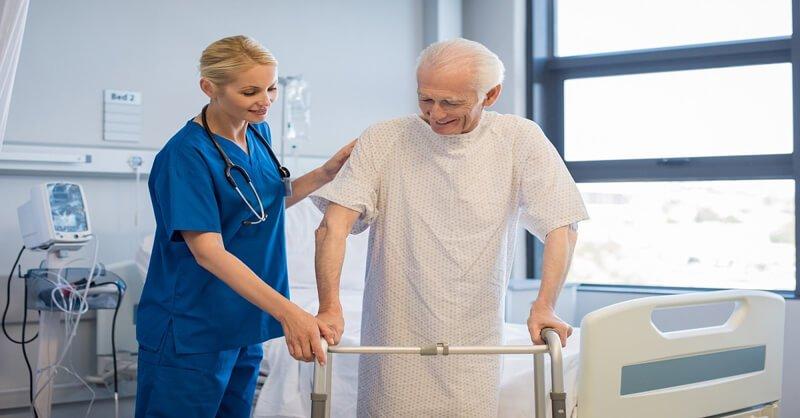 Rehabilitation Hospital Senior Service